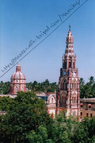 More karaikal church photos...ENTER HERE