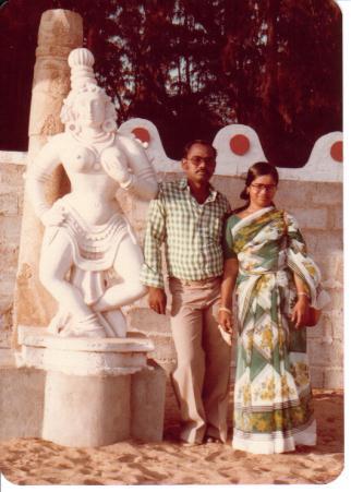 Mr & Mrs Rahamathullah basha...Chennai