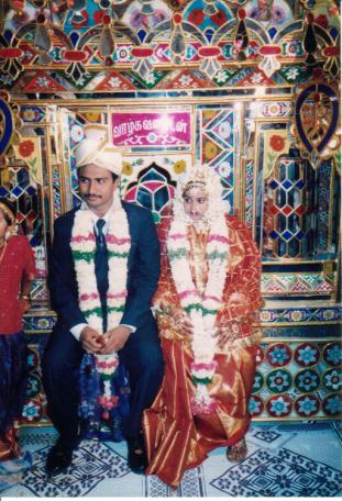 Mr & Mrs Haja..(Nagore)