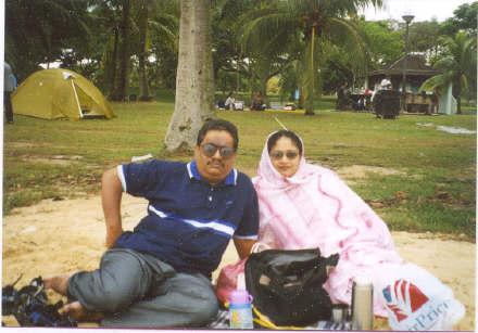 Mohamed zackaria marican & family